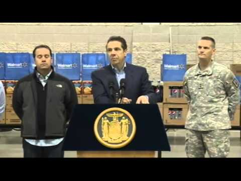 Partnership with Walmart, PepsiCo, and FreshDirect to Provide 3,000 Meals to NY Families
