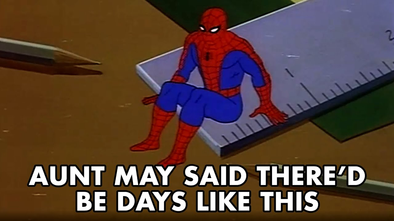 The Most Meme-Worthy Moments from Spider-Man (1981)!