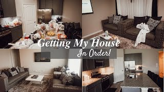 Getting My House In Order | Clean With Me