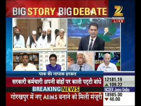 Big Story Big Debate : Pakistan exposed for providing shelter to terrorists