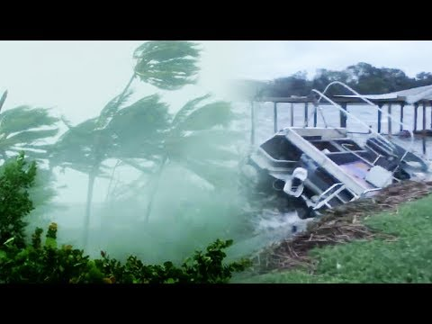 HURRICANE IRMA - THE DAMAGE