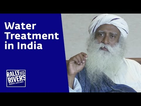 Water Treatment in India