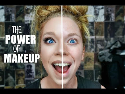 THE POWER OF MAKEUP | GRAV3YARDGIRL
