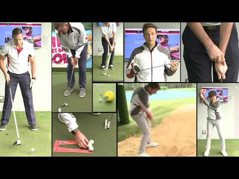 The anti slice golf swing – Grant Guerin