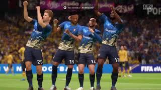 Distrayendome un rato Jugando Fut Champions FIFA 20