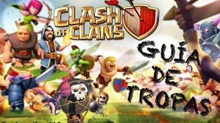 Emplumaitor 063 - Guía de tropas - Sucos Clash of Clans