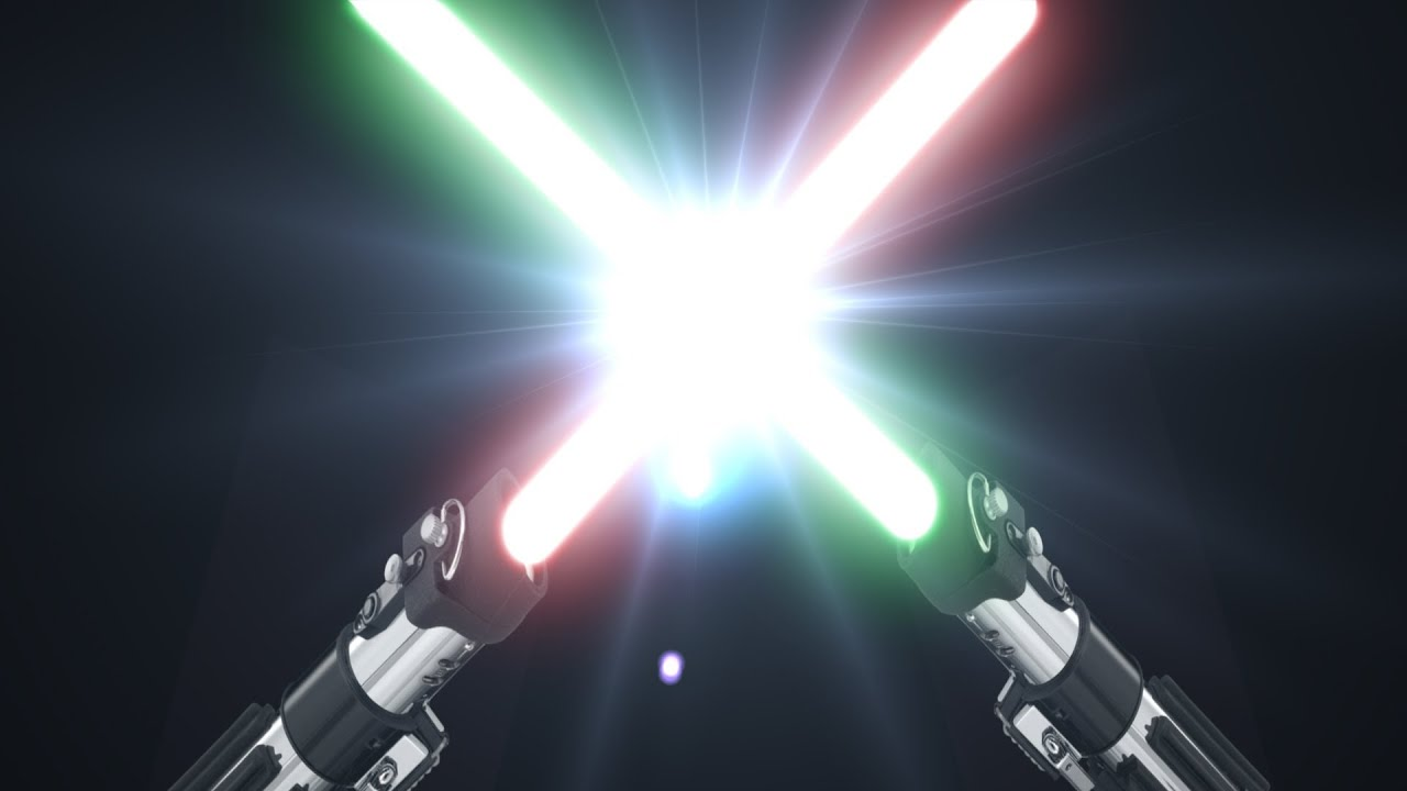 star wars how to make a real lightsaber