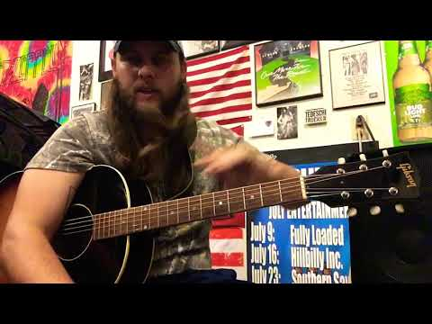 Heart Like A Wheel - Eric Church - Guitar Lesson - Acoustic