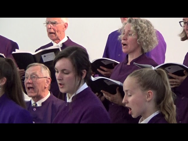 The Lord's my Shepherd (arr. Malcolm Archer) - at St George's Church, Barcelona