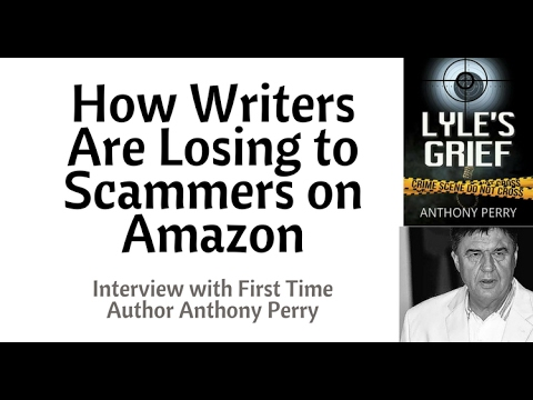 Amazon Kindle Ebook Publishing Scam that Destroys Writers