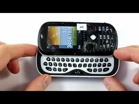TechnoCrash#36: Alcatel OT-606: Freeze test (2 hours)