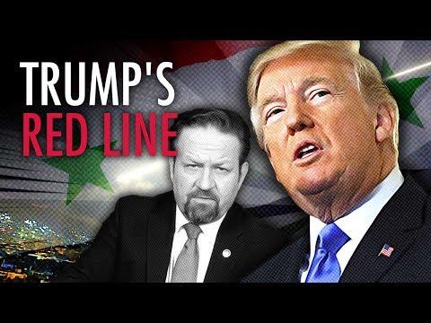 "Dr Gorka DEBUNKS ""false flags"" about Trump, Syria"