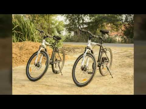 Ilahi: Cycling at IIT Kanpur