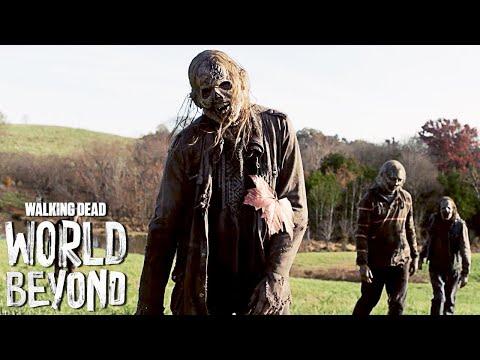 The Walking Dead World Beyond Season 1 Comic-Con Full online