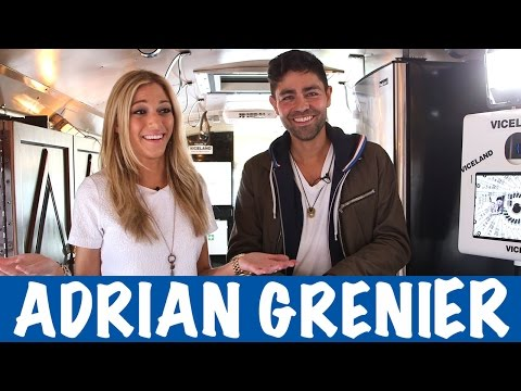 Why Adrian Grenier Wants You To StopSucking!