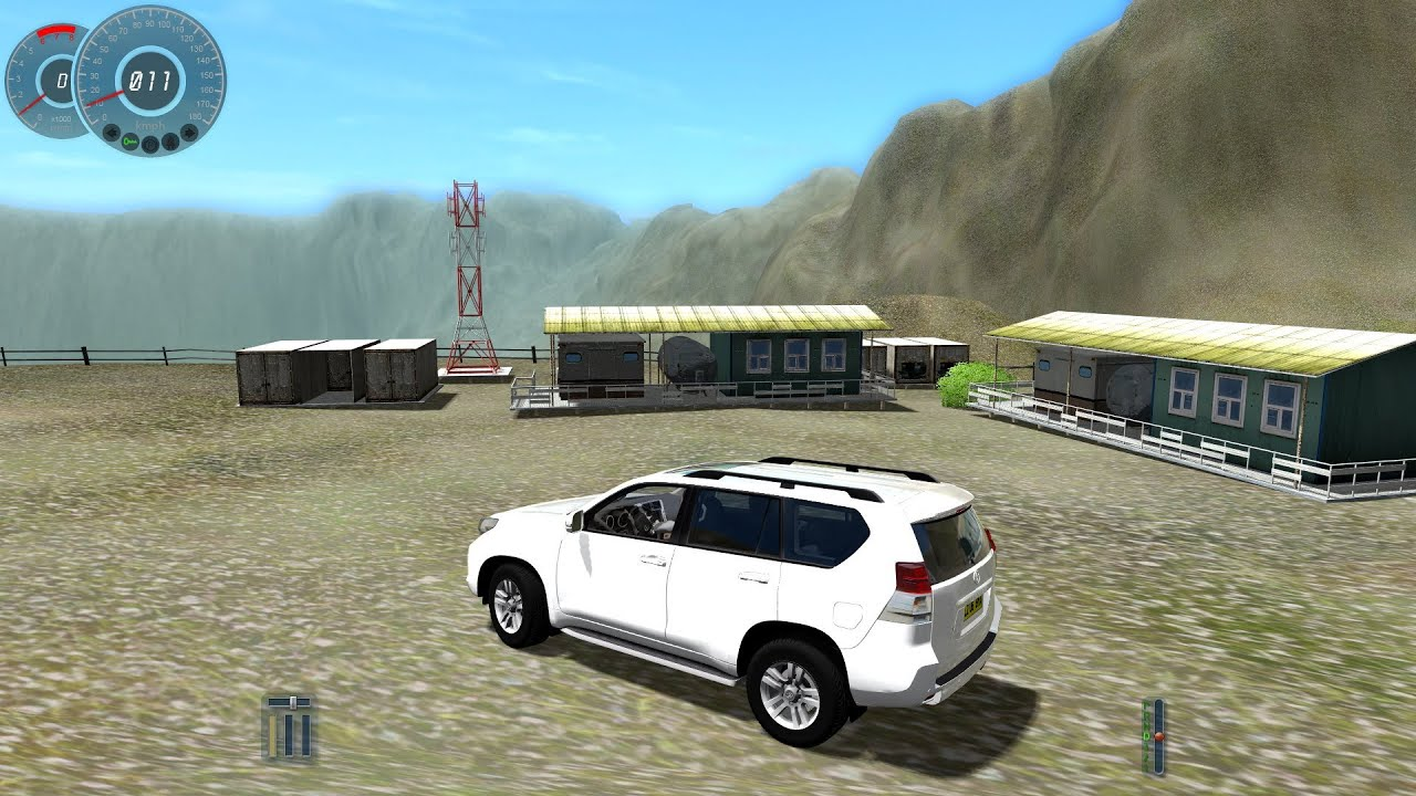 Suv Car Driving Games