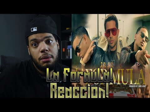 De La Ghetto  Daddy Yankee  Ozuna & Chris Jeday - La Formula | Video Oficial Reaccion