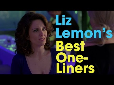 Liz Lemon's Best One-Liners