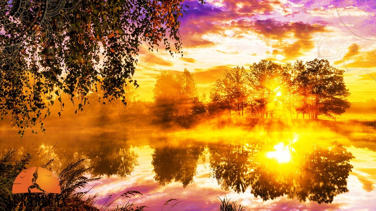 MORNING Peace Music 😍 Wake Up Positive & Happy - Be Kind To Others & Yourself - 528Hz Healing Music