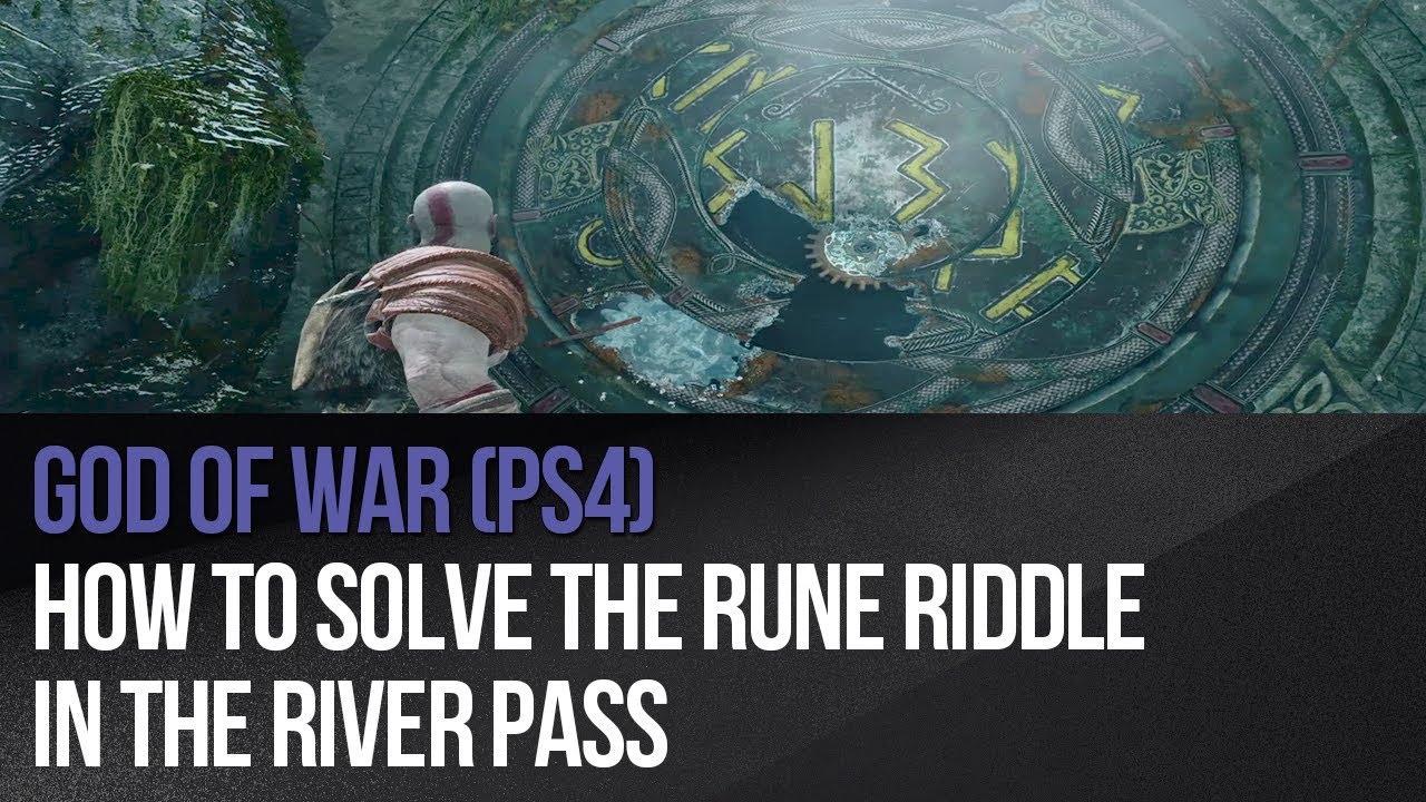 god of war river pass