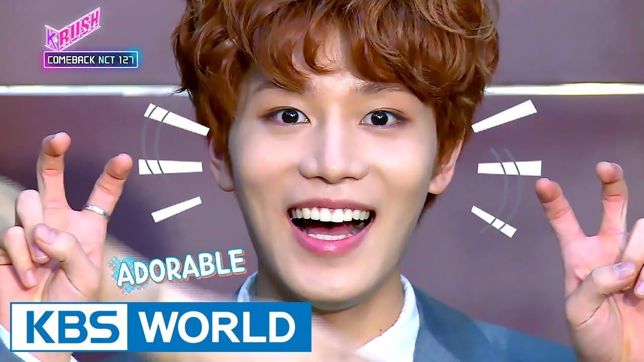 KBS World Idol Show K-RUSH – Ep.16 : NCT127, Battle K-FOOD, Day6 [ENG/CHN/2017.06.23]