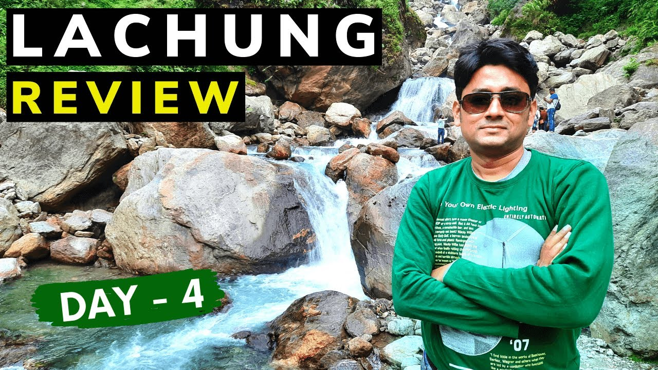 Lachung Tour   1 Night 2 Days Tour Package Detail   True Review for Shared Vs Reserved Car Package
