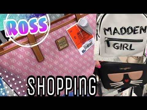 Ross Shopping For Handbags | Dooney & Bourke, Karl Lagerfeld And More