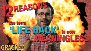 12 Reasons the Term 'Life Hack' Is Now Meaningless thumbnail