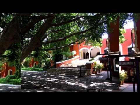 HACIENDA TEYA YUCATAN MEXICO (video photos)