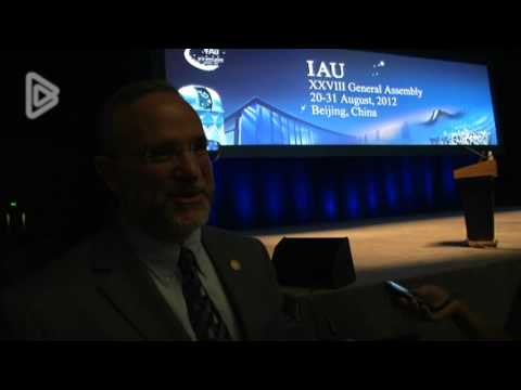 28th IAU News: Gruber Cosmology Prize Winner Charles L. Bennett --Beijing Science Video