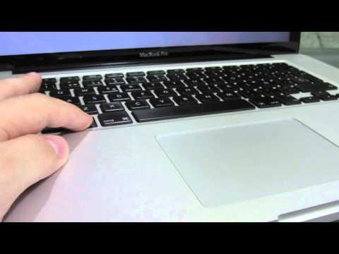 Instalación limpia de MacOS X 10.8