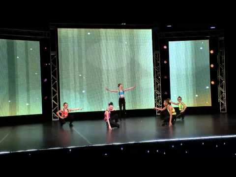 Small group Competitive Tap Dance- East County Performing Arts Center