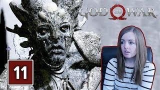 HARDEST BOSS YET! | God Of War PS4 Gameplay Walkthrough Part 11 (God Of War 4)