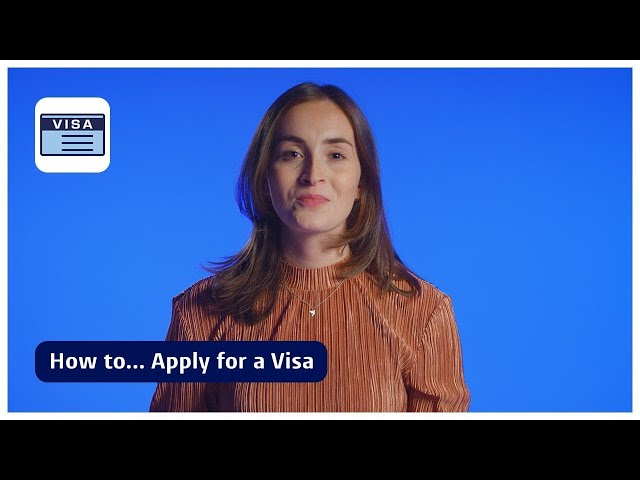 How to apply for a visa or residence permit