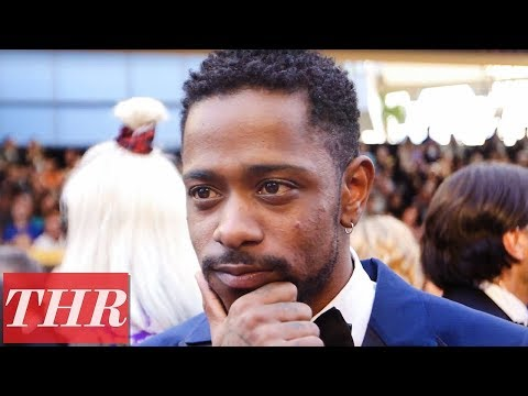 'Get Out's' Lakeith Stanfield  Oscars Red Carpet 2018