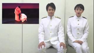 こぐれ塾公演 Vol.4「広島に原爆を落とす日」PR動画  ver.2 永池南津子 動画 11
