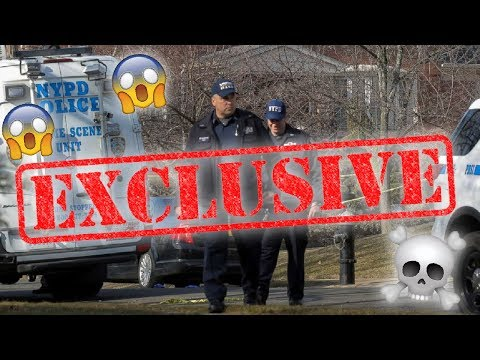 EXCLUSIVE FOOTAGE of Mob Boss Frank Cali Gunned Down Outside his Home