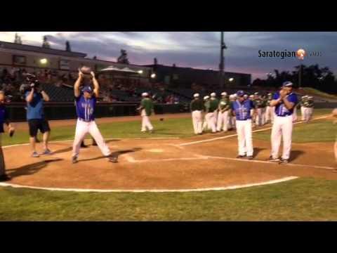 VIDEO Saratoga baseball collects, celebrates with  Sec 2 title plaque #518baseball