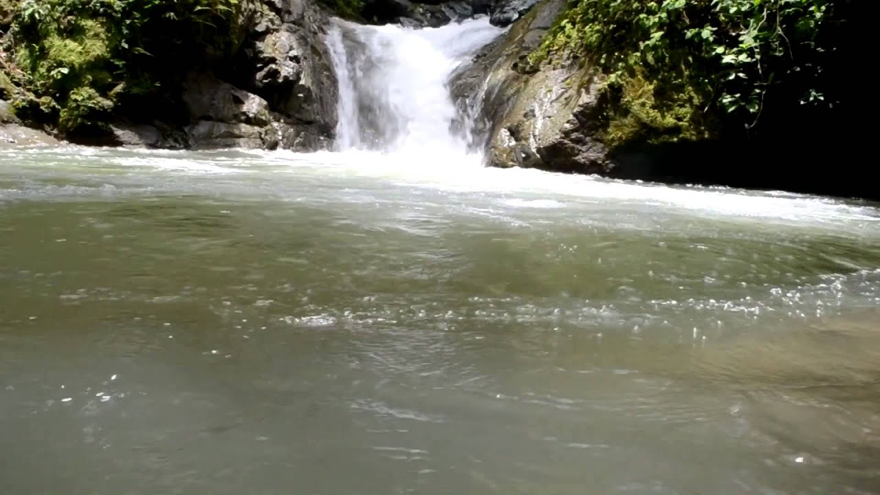 Jacuzzi Natural Jarabacoa.Jondeate En El Jacuzzi Natural De Jarabacoa Youtube