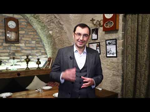 Elfaq Əliyev -Kolorit Restoranlar Şəbəkəsi -Həm Təsisçi - Restoran Sektorunda Biznes Qurmaq