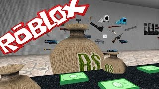 ROBLOX MONEY BATTLE FACTORY TYCOON!! DEFEAT ENEMIES WITH BOMBS!! Roblox