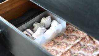 How to Fold Pantyhose : Fold, Pack & Go