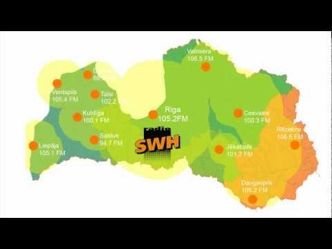 Radio SWH jingles (Latvia)