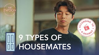 9-types-of-housemates-you-can-t-live-with-or-without-according-to-korean-dramas-eng-sub
