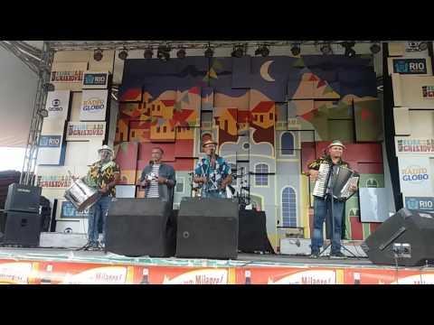 Trio Malagueta Palco João Do Vale São Cristóvão