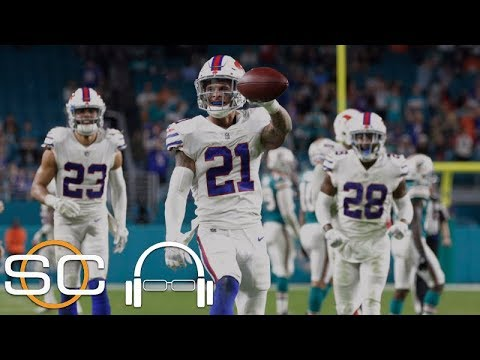 Buffalo Bills end NFL's longest playoff drought | SC with SVP | ESPN