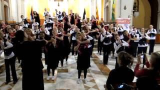 DODI LI - Meninas Cantoras de Nova Petrópolis/RS em Barcelona