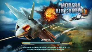Modern air combat : Infinity Android gameplay