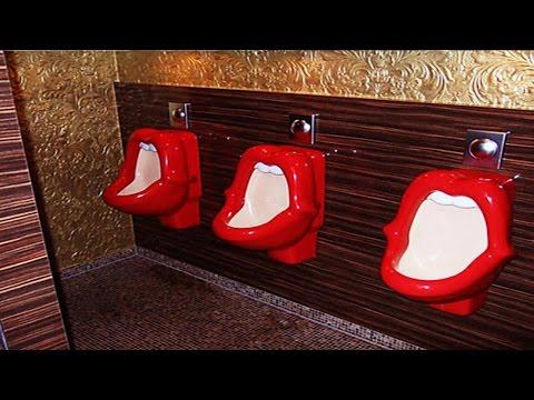 10 Weirdest Bathrooms In The World
