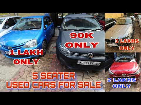 Swift Dzire In 1,50,000, Polo In 90k, BMW 3 L, Datsun In 80K Used Cars In Navi Mumbai | Fahad Munshi